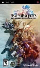 Box shot of Final Fantasy Tactics: The War of the Lions [North America]