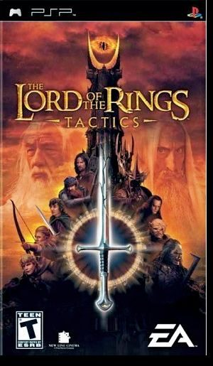 The Lord of the Rings: Tactics - PSP - NTSC-U (North America)