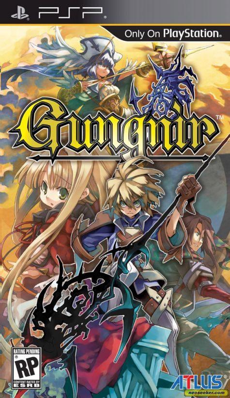 Gungnir - PSP - NTSC-U (North America)