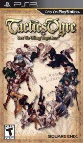 Box shot of Tactics Ogre: Let Us Cling To