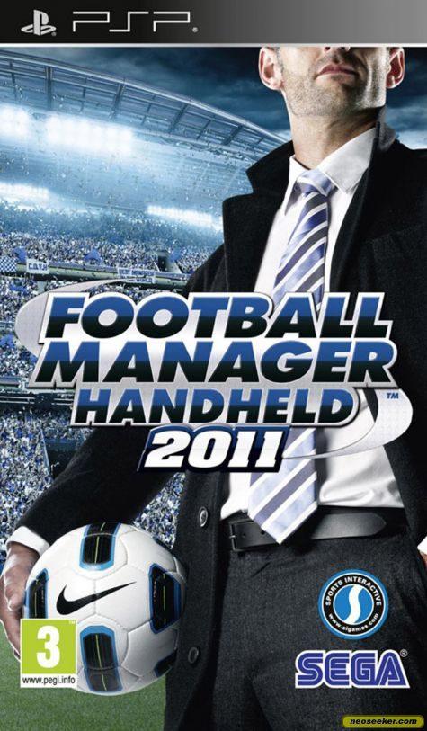 Football Manager Handheld 2011 - PSP - PAL (Europe)