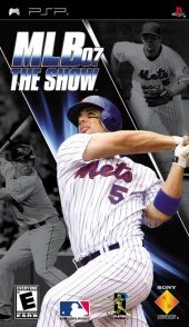 Box shot of MLB 07: The Show [North America]