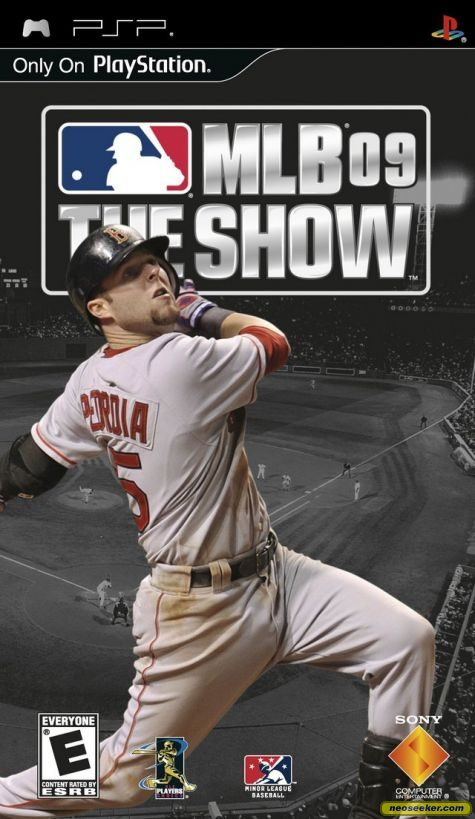 MLB 09 The Show - PSP - NTSC-U (North America)