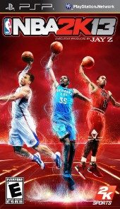 Box shot of NBA 2K13 [North America]