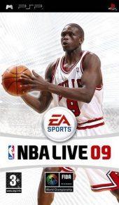 Box shot of NBA Live 09 All-Play [Europe]