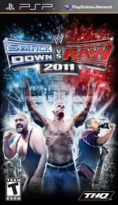 Box shot of WWE SmackDown vs. RAW 2011 [North America]