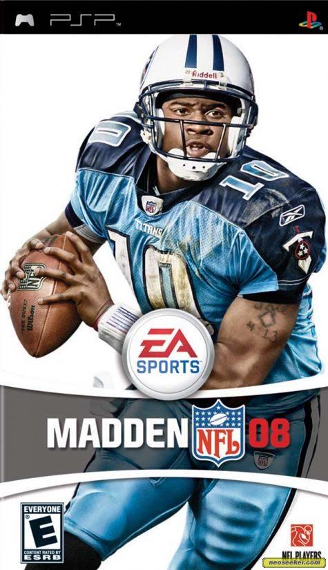 Madden NFL 08 - PSP - NTSC-U (North America)