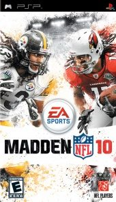 Box shot of Madden NFL 10 [North America]