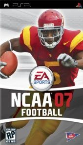 Box shot of NCAA Football 07 [North America]