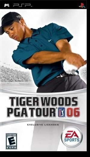 Tiger Woods PGA Tour 06 - PSP - NTSC-U (North America)
