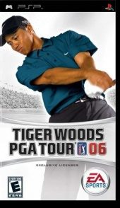 Box shot of Tiger Woods PGA Tour 06 [North America]