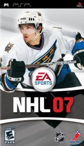 Box shot of NHL 07 [North America]