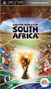 Box shot of 2010 FIFA World Cup South Africa [North America]