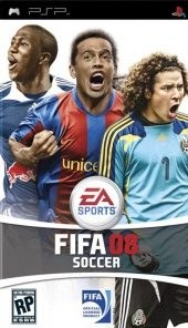 Box shot of FIFA Soccer 08 [North America]