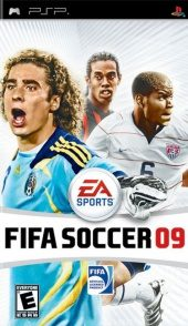 Box shot of FIFA Soccer 09 [North America]