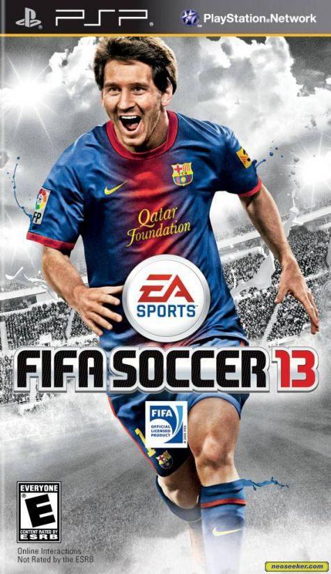 FIFA Soccer 13 - PSP - NTSC-U (North America)