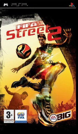 FIFA Street 2 - PSP - PAL (Europe)