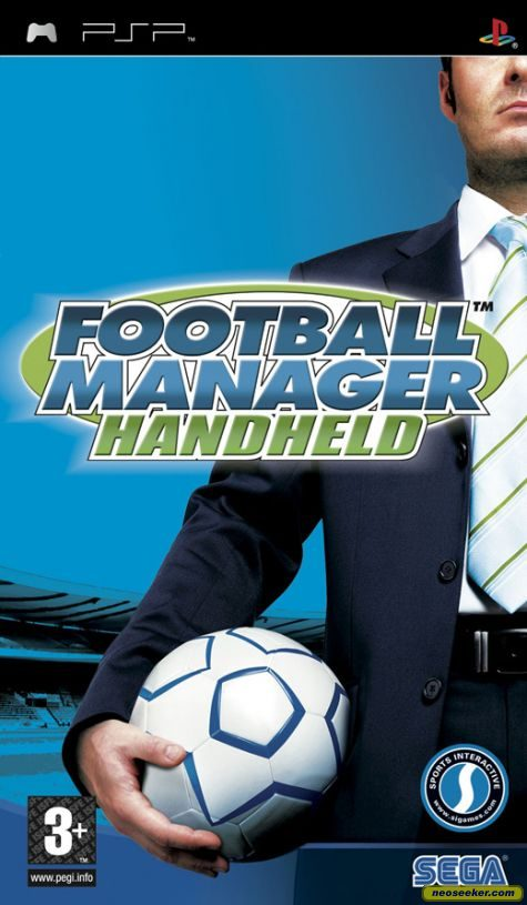 Football Manager Handheld - PSP - PAL (Europe)