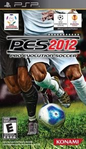 Box shot of Pro Evolution Soccer 2012 [North America]