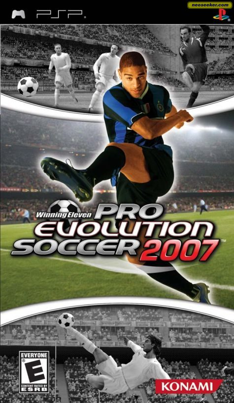 Winning Eleven: Pro Evolution Soccer 2007 - PSP - NTSC-U (North America)