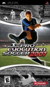 Box shot of Winning Eleven: Pro Evolution Soccer 2007 [North America]