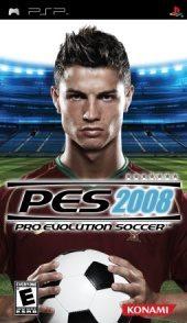 Box shot of Winning Eleven: Pro Evolution Soccer 2008 [North America]