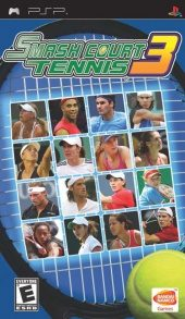 Box shot of Smash Court Tennis 3 [North America]