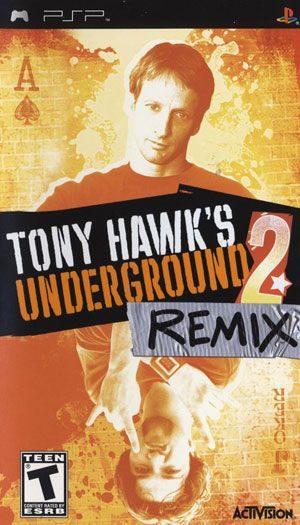Tony Hawk's Underground 2 Remix - PSP - NTSC-U (North America)