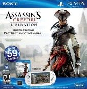 Box shot of Assassin's Creed III Liberation [North America]