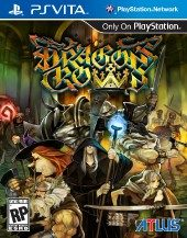 Box shot of Dragon's Crown [North America]