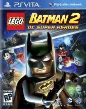 Box shot of Lego Batman 2: DC Super Heroes [North America]