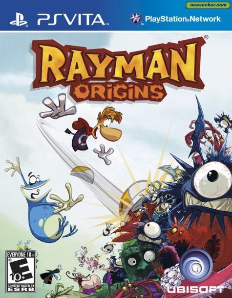 Rayman Origins - vita - NTSC-U (North America)