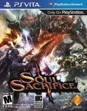 Box shot of Soul Sacrifice [North America]