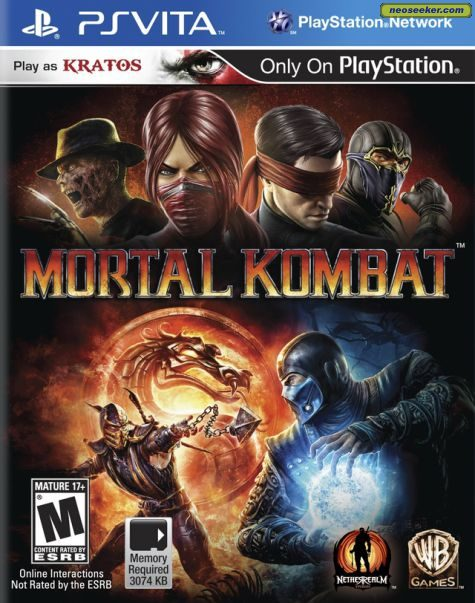 Mortal Kombat - vita - NTSC-U (North America)