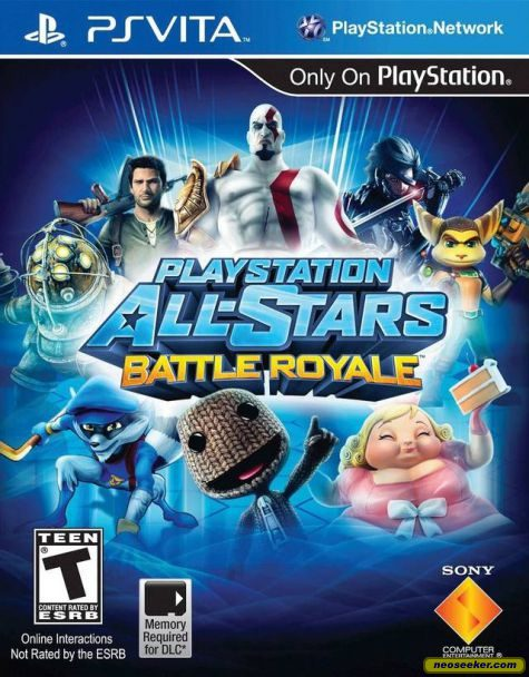 PlayStation All-Stars Battle Royale - vita - NTSC-U (North America)