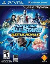 Box shot of PlayStation All-Stars Battle Royale [North America]