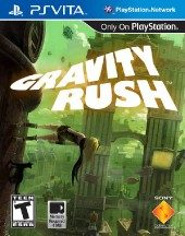 Box shot of Gravity Rush [North America]