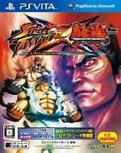 Box shot of Street Fighter X Tekken [Japan]