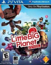 Box shot of LittleBigPlanet PS Vita [North America]