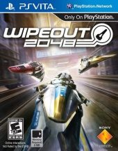 Box shot of Wipeout 2048 [North America]