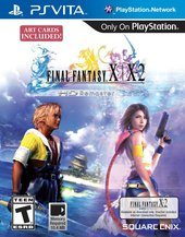 Box shot of Final Fantasy X HD [North America]