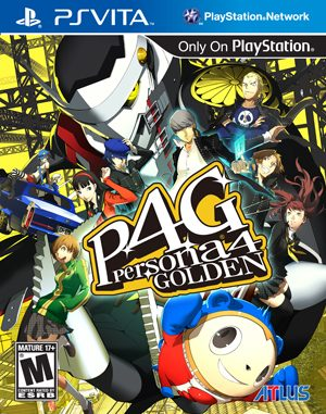 Persona 4: Golden - vita - NTSC-U (North America)