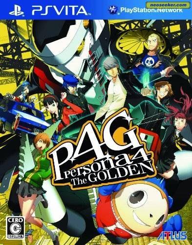Persona 4: Golden - vita - NTSC-J (Japan)