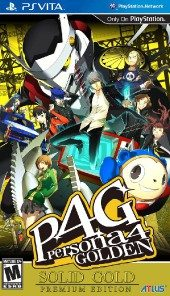 Box shot of Persona 4: Golden [North America]