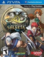Box shot of Ys: Memories of  Celceta [North America]