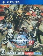 Box shot of Phantasy Star Online 2 [Japan]