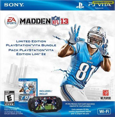 Madden NFL 13 - vita - NTSC-U (North America)