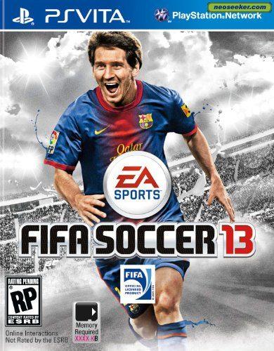 FIFA Soccer 13 - vita - NTSC-U (North America)