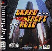 Box shot of Grand Theft Auto [North America]