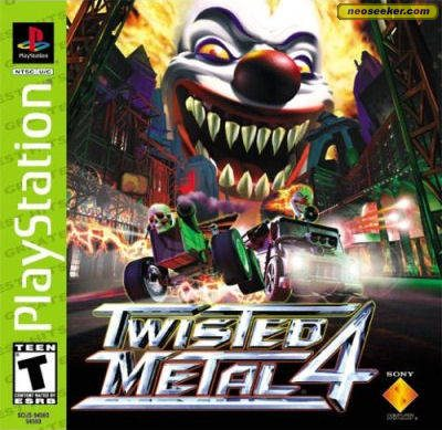 Ps1 Games] Twisted metal 4 - still working